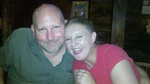 Scott and Susan, some of my best friends. They have the best love story. :)